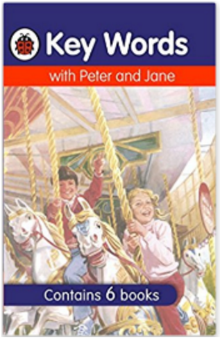 Keywords with Peter and Jane by Ladybird